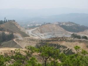 Photo of the Marlin Mine
