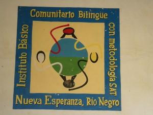 Community Bilingual Institute, New Hope, Rio Negro.