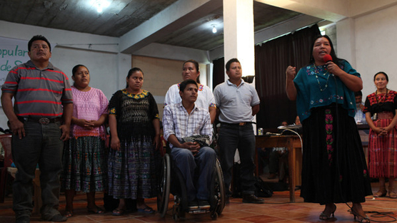 Victims and family members of the September 2009 attack continue to demand justice despite legal obstacles.